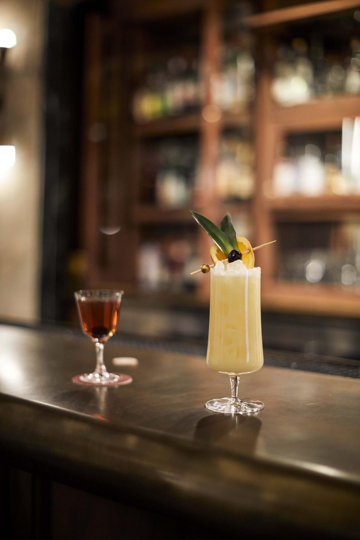 Cocktails at Trade Room